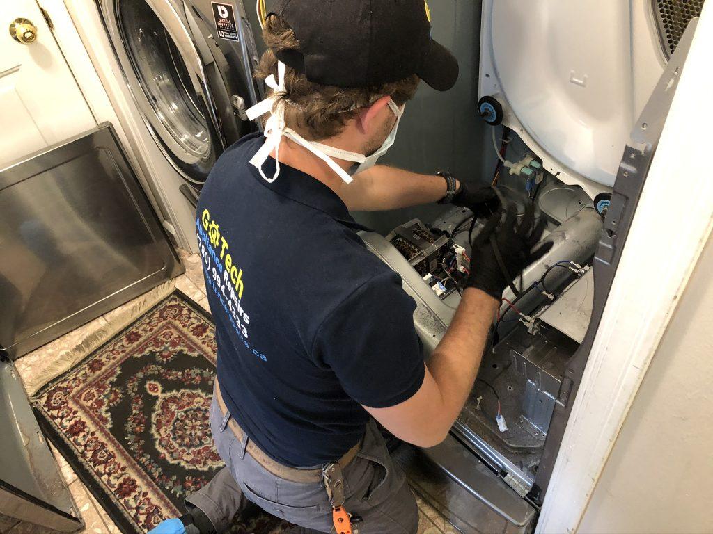 John H. Appliance repair edmonton
