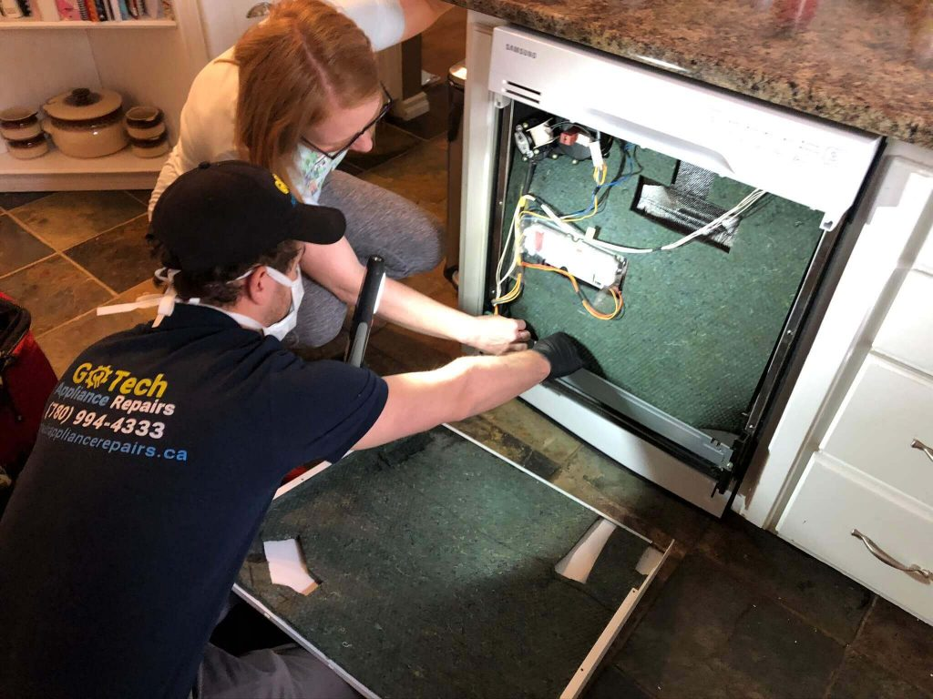 JohnH appliance repair Edmonton